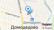 Ютика на карте