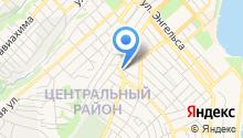 Адвокатский кабинет Оганесян А.Э. на карте