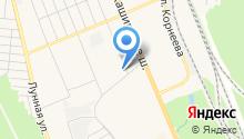 Средняя общеобразовательная школа №7 с углубленным изучением отдельных предметов на карте