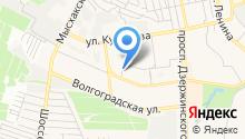 Reston-Юг на карте