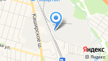 Интегра-С на карте