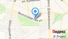 Специализированный магазин автозапчастей на карте