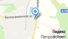 МИКСТЮНИНГ на карте