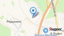 Павловская Мебельная Фабрика на карте