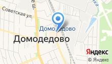 Аптеки Подмосковья на карте