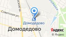 Воксхолл на карте