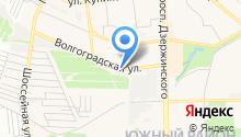 ЗИП на карте