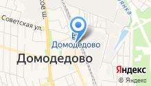 Магазин распродаж на карте
