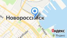 Адвокатский кабинет Романовой Л.Б. на карте