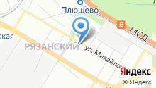 ФанСклад.ру на карте