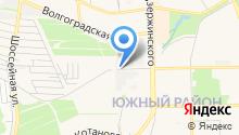 База на карте