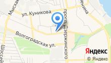 Аптека №58 на карте