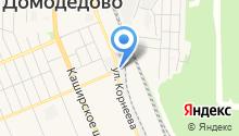 ИНСПОКАВТО на карте