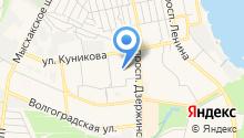 Vedax на карте