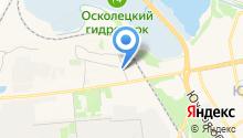 КонТРАСТ Белгород на карте