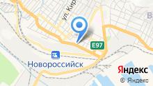 SatMaster на карте
