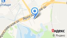 БелПрофТекс на карте