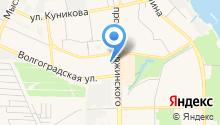 Lucky centre на карте