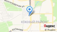 НКРП сервис на карте