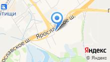 Auto mixx на карте