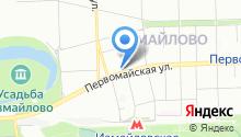 Совет общественных пунктов охраны порядка на карте