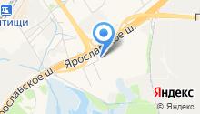 Автотаун на карте