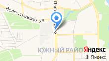 АЛЁ Экспресс на карте