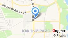 Автомойка на проспекте Дзержинского на карте