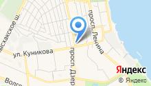 Трудовой юрисТ Новороссийск на карте