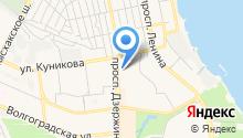 Юридический кабинет Балахтина Ф.В. на карте
