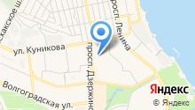 Автоломбард Новороссийск на карте