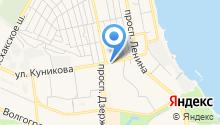 MЁD на карте