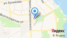 Контакт-AV на карте