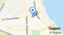 Центр кузовного ремонта и автоэмалей на карте
