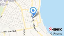 Нотариус Гончарова Т.А. на карте