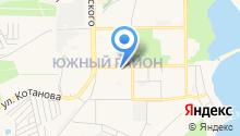 АКБ Крыловский банк на карте