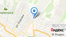 Novas Media на карте