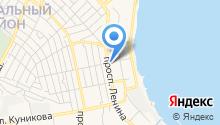 1 Икорный на карте