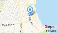 Профи-юг на карте
