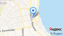 ZARA на карте