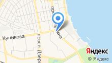 Автомойка на проспекте Ленина на карте