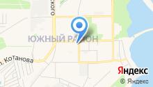 SET Center на карте