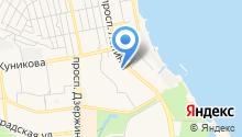 StartKey на карте