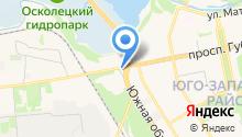 АвтоТест на карте