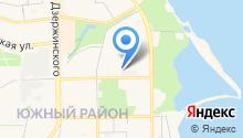 Юг Инжиниринг на карте