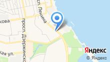 CITROEN на карте