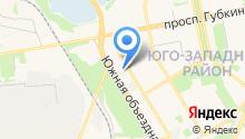 ДиКК на карте