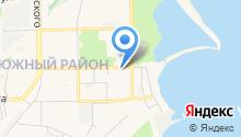 ПЕРЕХРЕСТ на карте