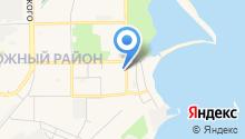16 район на карте