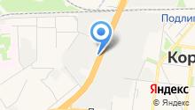 АГС на карте